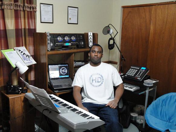 Heaven's Disciples® Home Studio (2011)